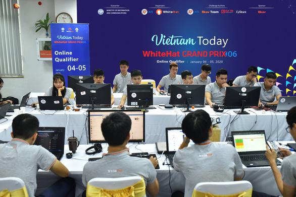 Hai đội Việt Nam vào chung kết thi An toàn không gian mạng toàn cầu - Ảnh 1.