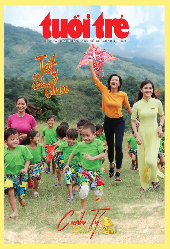 Đã phát hành, mời bạn tìm đọc: Giai phẩm Tuổi Trẻ Xuân Canh Tý 2020 - Ảnh 2.