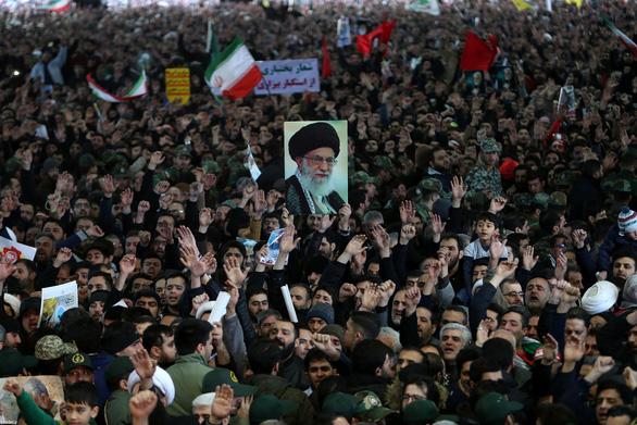 Iran tuyên bố diệt 80 tên khủng bố Mỹ trong vụ bắn tên lửa - Ảnh 2.