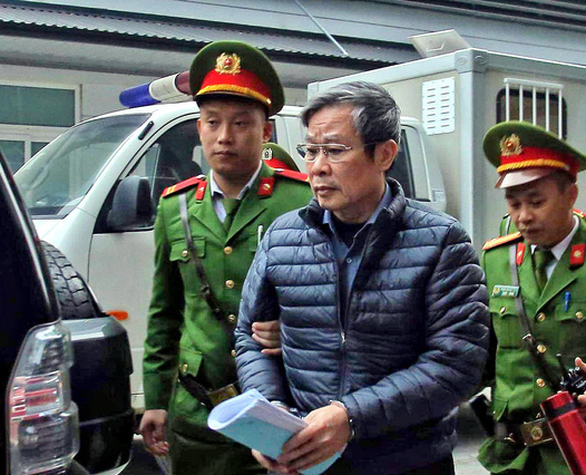 Cựu bộ trưởng Nguyễn Bắc Son kháng cáo xin giảm nhẹ hình phạt - Ảnh 1.