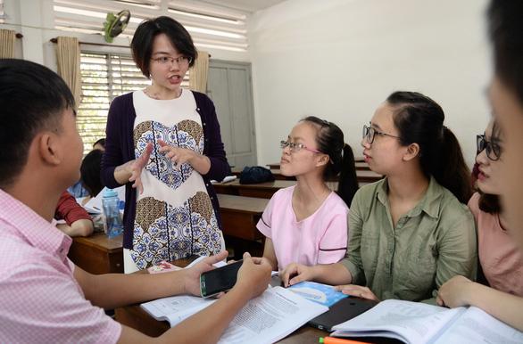 Thực hiện Luật Giáo dục đại học: 5 nhóm việc cần lưu ý! - Ảnh 1.