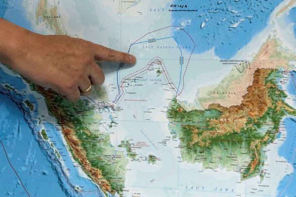 Indonesia: Tàu Trung Quốc đã rời khu vực căng thẳng gần Biển Đông - Ảnh 1.
