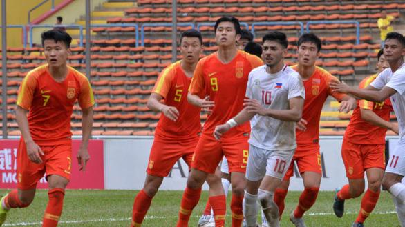 U23 Trung Quốc cần một phép mầu để đoạt vé dự Olympic Tokyo 2020 - Ảnh 1.