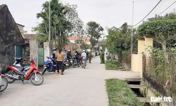Điều tra vụ hai mẹ con tử vong ở Nghệ An - Ảnh 1.