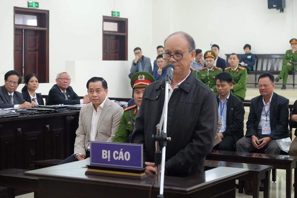 Cựu chủ tịch Đà Nẵng và Vũ nhôm cùng bị đề nghị 25-27 năm tù - Ảnh 1.