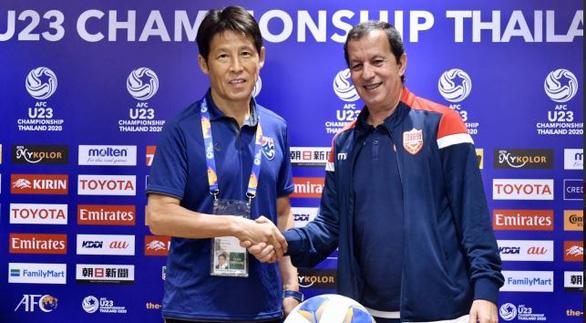 HLV U23 Thái Lan Nishino: Mục tiêu là top 4 đội mạnh nhất giải - Ảnh 1.