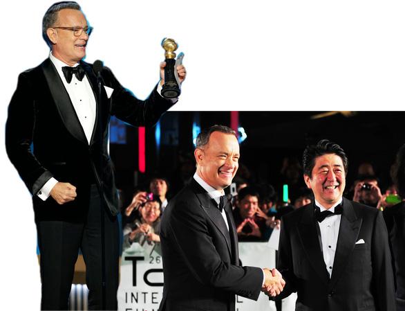 Tom Hanks - thành tựu trọn đời tại Quả cầu vàng 2020 - chàng ngố phi thường - Ảnh 1.