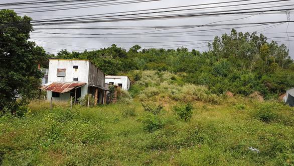 Vẽ dự án khu dân cư trên đất rừng rồi bán - Ảnh 1.