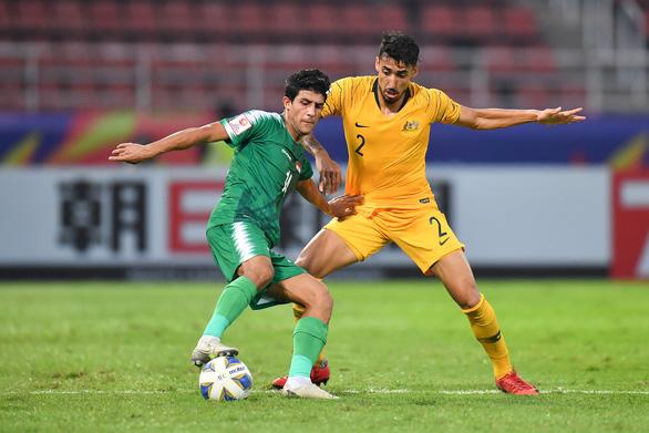 Úc và Iraq chia điểm ở trận mở màn Giải U23 châu Á 2019 - Ảnh 1.