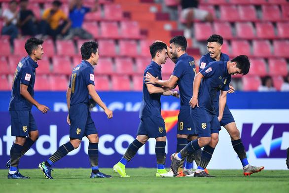 Đè bẹp Bahrain 5-0, Thái Lan có khởi đầu trong mơ ở Giải U23 châu Á 2020 - Ảnh 1.