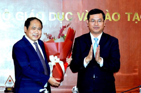 Trưởng Phòng giáo dục TP Bắc Giang làm phó chánh thanh tra Bộ Giáo dục và đào tạo - Ảnh 1.