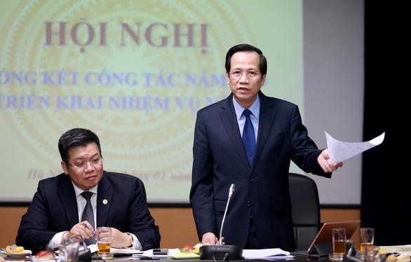 Bộ trưởng Đào Ngọc Dung: Tạm dừng đưa lao động sang Trung Đông - Ảnh 1.