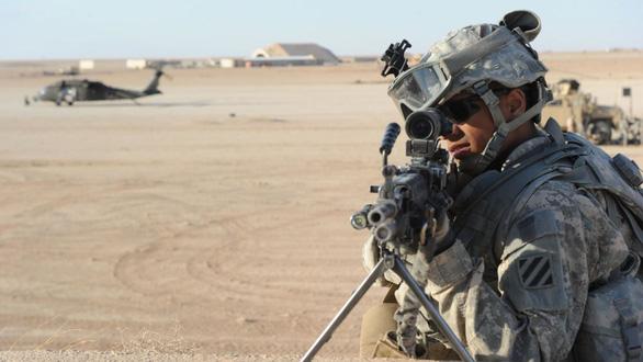 Mỹ đang có bao nhiêu quân tại hàng loạt nước Trung Đông? - Ảnh 3.
