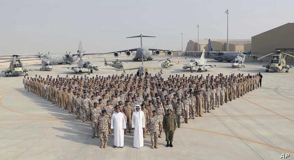 Mỹ đang có bao nhiêu quân tại hàng loạt nước Trung Đông? - Ảnh 1.