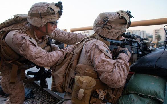 Quốc hội Iraq đòi Mỹ rút quân: Có dễ không? - Ảnh 3.