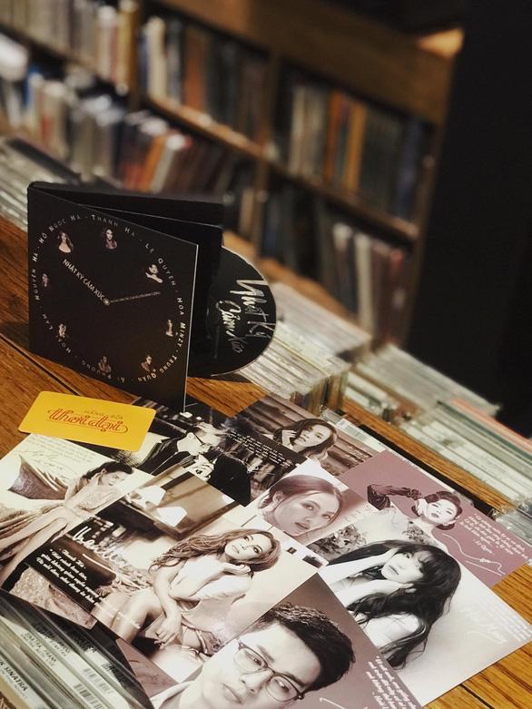 Nhạc sĩ của hit Cả một trời thương nhớ ra album Nhật ký cảm xúc - Ảnh 3.