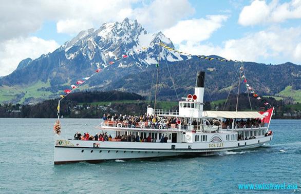 Khám phá nét đẹp Thụy Sĩ: Berne, Geneva, Lucerne từ 16.190.000 đồng - Ảnh 2.