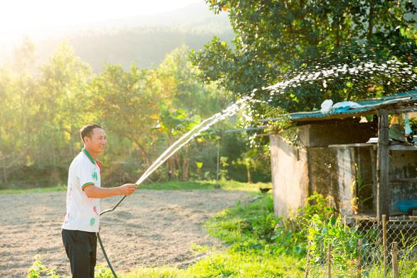 Vùng quê Quảng Kim hạnh phúc khi có nước sạch - Ảnh 1.
