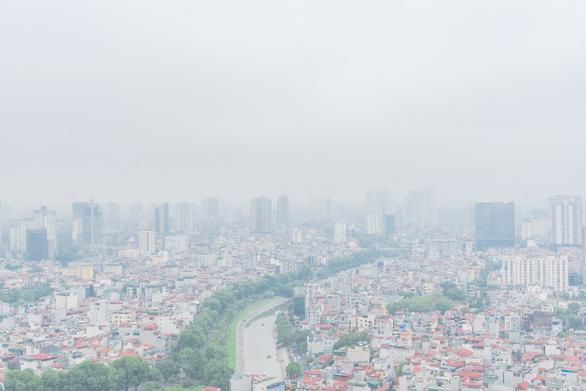 5 thói quen tốt cho sức khỏe về tình trạng ô nhiễm không khí - Ảnh 1.
