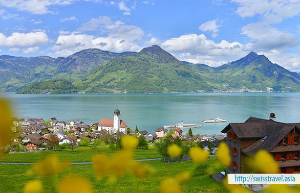 Tour balô: Thụy Sĩ, Đức, Áo chỉ từ 14.090.000 đồng - Ảnh 2.