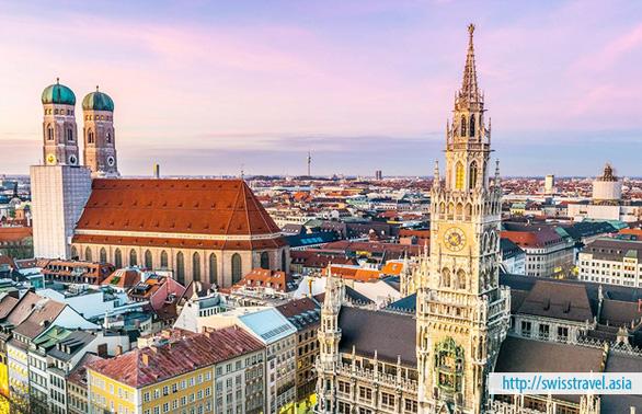 Tour balô: Thụy Sĩ, Đức, Áo chỉ từ 14.090.000 đồng - Ảnh 3.