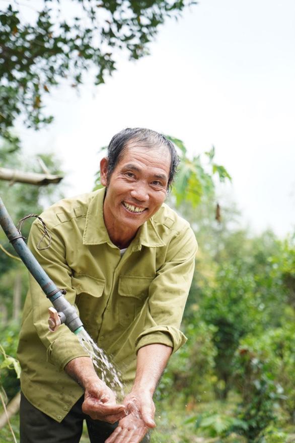 Vùng quê Quảng Kim hạnh phúc khi có nước sạch - Ảnh 5.