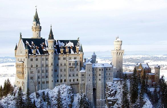Tour balô: Thụy Sĩ, Đức, Áo chỉ từ 14.090.000 đồng - Ảnh 5.