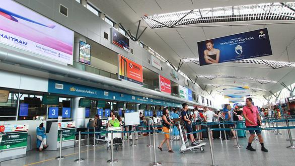 Sân bay Đà Nẵng: Mạng riêng của Vietjet và Bamboo Airways bị sự cố - Ảnh 1.