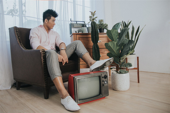 Tạ Quang Thắng: Tôi có nhiều điểm giống Ngạn trong Mắt biếc - Ảnh 4.