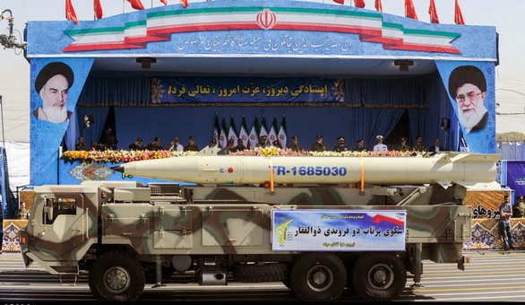 Kho vũ khí đáng gờm của Iran có mấy loại tên lửa tấn công? - Ảnh 1.
