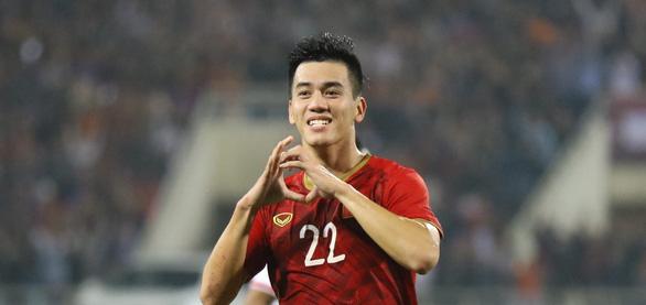 Tiền đạo Tiến Linh: Tôi muốn cùng Việt Nam thi đấu ở VCK World Cup - Ảnh 1.