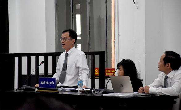 Bị cáo Trần Vũ Hải không vào phòng xử án, tòa hoãn phiên phúc thẩm - Ảnh 4.