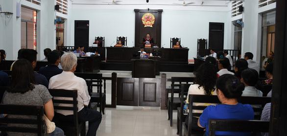 Bị cáo Trần Vũ Hải không vào phòng xử án, tòa hoãn phiên phúc thẩm - Ảnh 1.