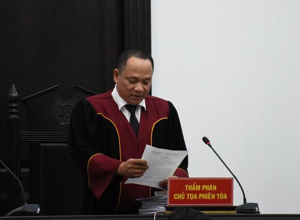 Bị cáo Trần Vũ Hải không vào phòng xử án, tòa hoãn phiên phúc thẩm - Ảnh 5.