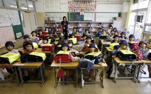 164.500 học sinh không chịu tới lớp, Nhật Bản đau đầu - Ảnh 1.