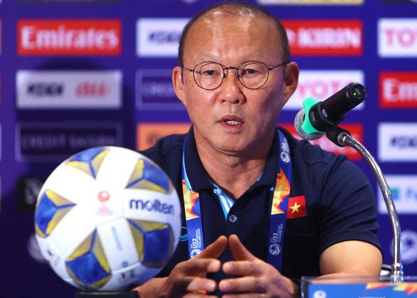 HLV Park Hang Seo: UAE biết nhiều về Việt Nam, để xem họ biết được bao nhiêu... - Ảnh 1.
