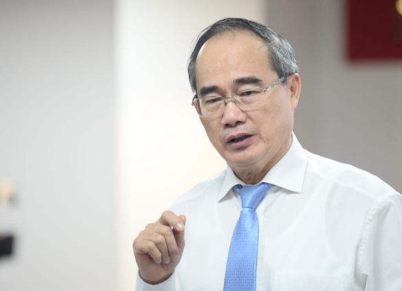 Bí thư Nguyễn Thiện Nhân: 'Sắp tới Thành ủy họp kiểm điểm các nguyên lãnh đạo' - Ảnh 1.