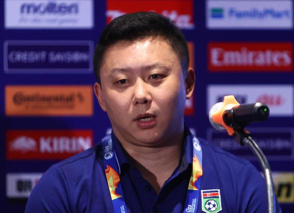 HLV U23 Triều Tiên:  Sai lầm của Việt Nam giúp chúng tôi thắng trận - Ảnh 1.