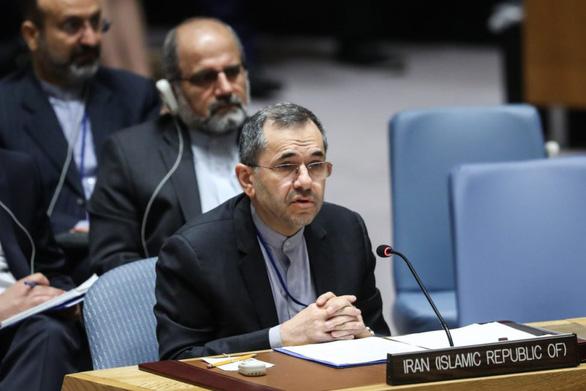 Iran nói tôn trọng chủ quyền Iraq sau vụ bắn tên lửa - Ảnh 1.