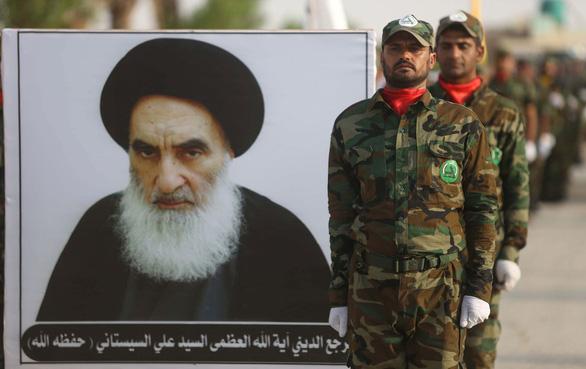 Liên minh dân quân Hashd al-Shaabi: Từ cướp đường thành thế lực chính trị - Ảnh 3.