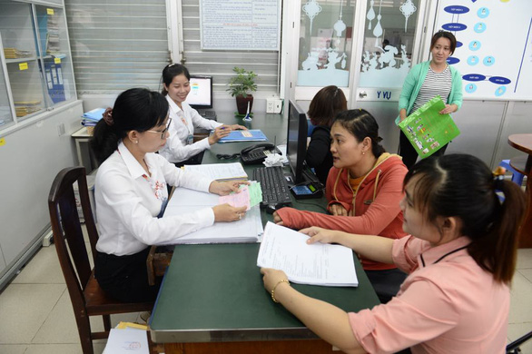 TP.HCM tiếp tục khảo sát ý kiến người dân sau khi nằm viện - Ảnh 2.