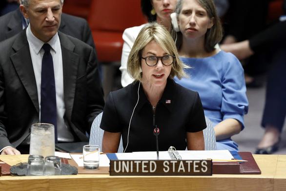 Mỹ giải thích với Liên Hiệp Quốc: Giết tướng Soleimani là để tự vệ - Ảnh 1.