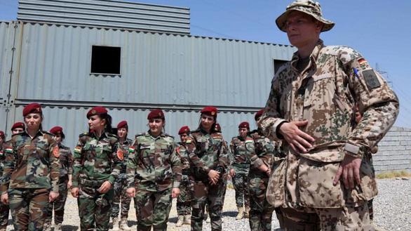 Liên quân ở Iraq: Ai còn ở lại và ai rút đi? - Ảnh 1.