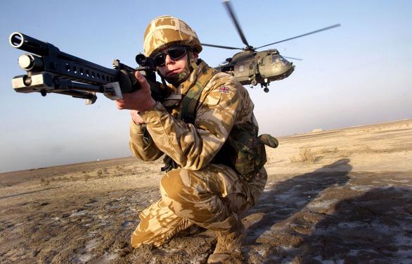 Liên quân ở Iraq: Ai còn ở lại và ai rút đi? - Ảnh 2.