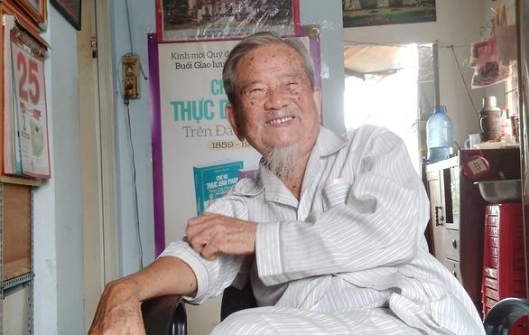 Ông già Sài Gòn - Ảnh 1.