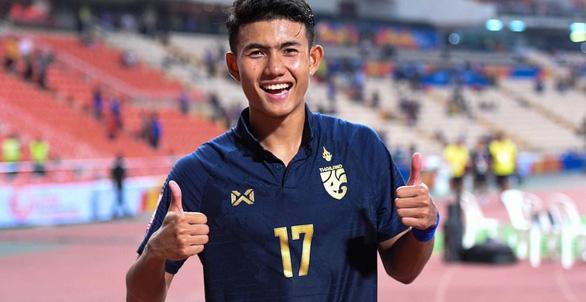 Sao trẻ Thái Lan Suphanat: U23 Thái Lan giờ tốt hơn nhiều so với SEA Games 30 - Ảnh 1.