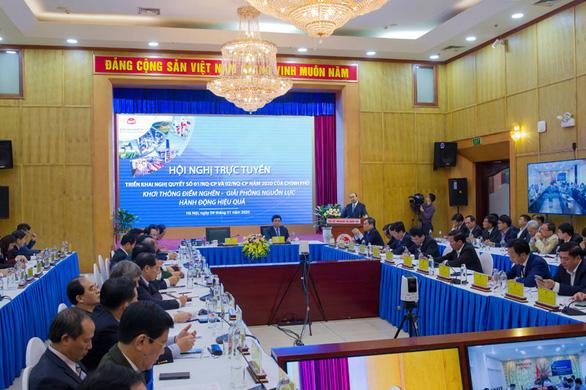 Thủ tướng Nguyễn Xuân Phúc: Đầu tư công còn bóng dáng ban phát - Ảnh 2.