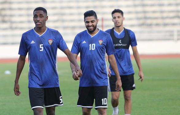 U23 UAE cảnh giác cao độ với U23 Việt Nam - Ảnh 1.