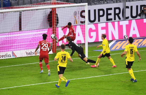 Thắng nghẹt thở Dortmund, Bayern đoạt Siêu cúp Đức 2020 - Ảnh 3.