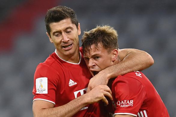 Thắng nghẹt thở Dortmund, Bayern đoạt Siêu cúp Đức 2020 - Ảnh 5.
